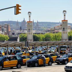 Как найти такси в Барселоне?