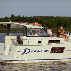Аренда яхт в Киеве – возможность отдыха на воде и романтика