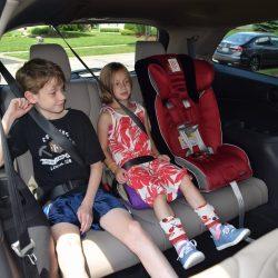 Автокресло – это безопасность для детей